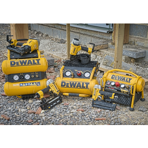 Precision Point pneumatic nailers