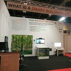 Smart Building at Ecobuild