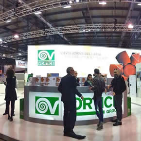Vortice at energy efficient-themed Mostra Convegno