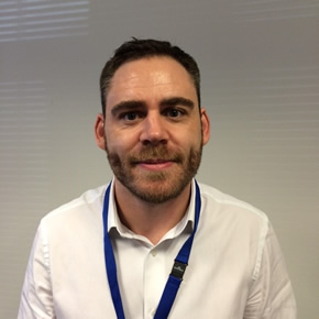 Phil Webb, Key Accounts Manager