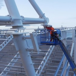 Metsec purlins and side rails