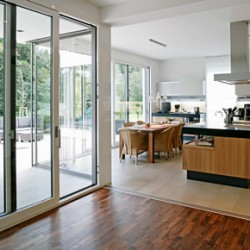 PAS 24 certified sliding doors