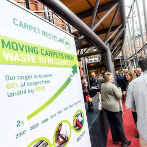 Carpet Recycling UK awards