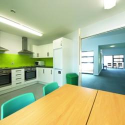 School interior - main stream school helping autistic children