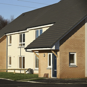 Energy efficient windows for Orebank Terrace development
