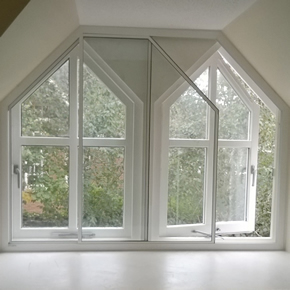 Secondary glazing from Selectaglaze's slim line range