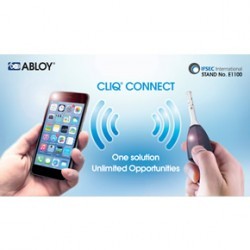 Abloy CLIQ Connect digital security technology
