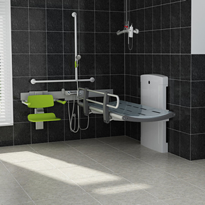Accessible bathroom design