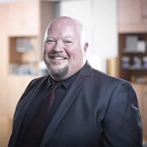 Simon Sutton, branch manager