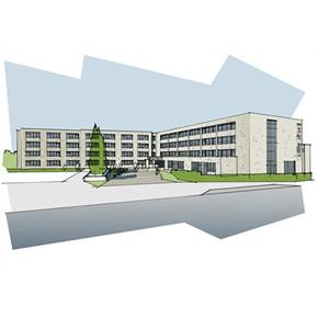 Sector-specific doorsets for new school builds