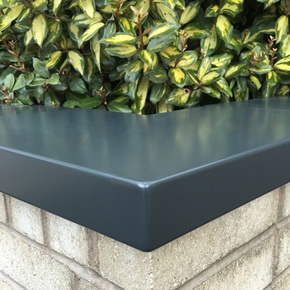 Parapet Wall Coping System