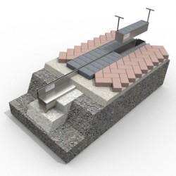 Filcoten Pave drainage system