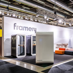 Framery at Smart Buildings 2016