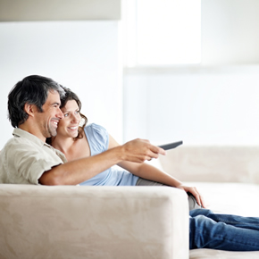 Digital TV and broadband for private tenants