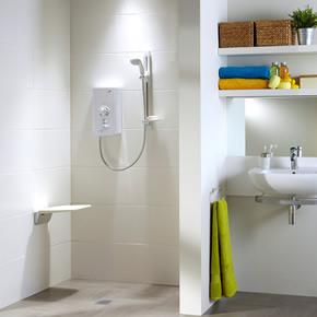 Mira inclusive shower