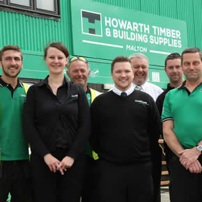 Howarth's new Malton branch
