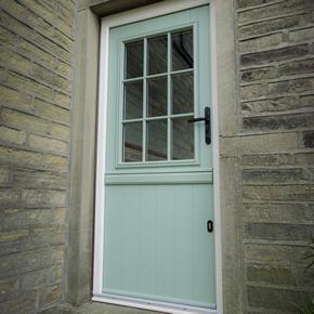 Energy efficiency with good doors