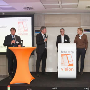 Windows and facades discussed at Fenestra-Vision