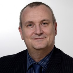 Anthony Carlyle, Chair of SPRA