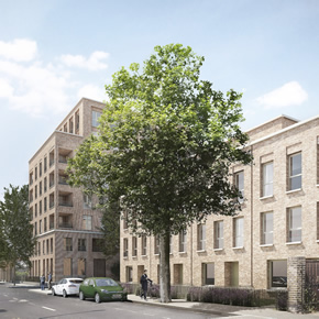 Acton Gardens Regeneration project achieves Housing Design Awards