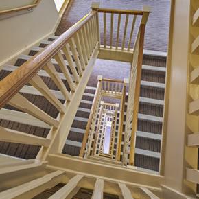 Stair edging for Premier Inn