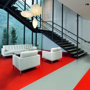 Bloc PUR solid colour flooring