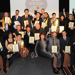 The GAI Education Awards 2015