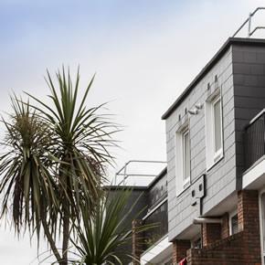 Insulation for Ferry Lane Estate