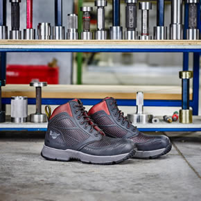 DM's Lite safety shoes