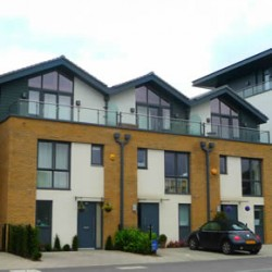 Freefoam coloured roofline and cladding products