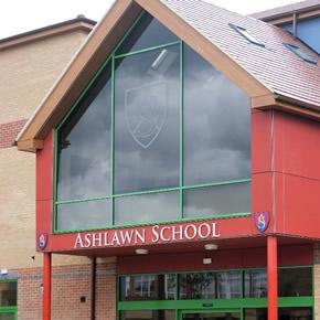 Glazing for Ashlawn School