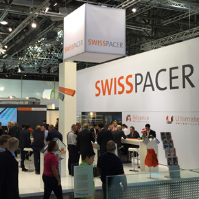 SWISSPACER at glasstec 2016