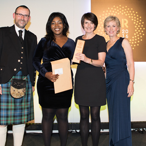 CMS wins Scottish Resource Award for 'closed loop' recycling