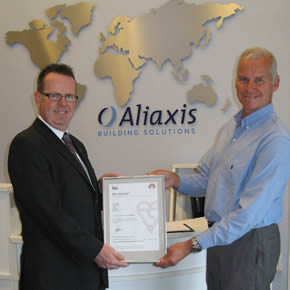 Plastic pipes manufacturer praised for '45 years of excellence'