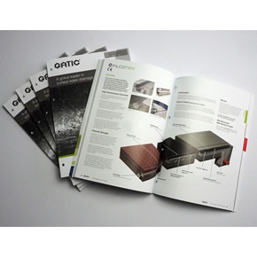 Gatic surface drainage product guide