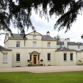 Henlle Hall benefits from Ecodan renewable heat pumps