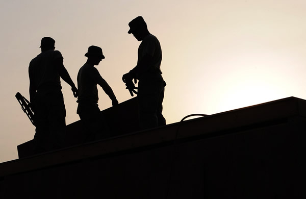 Preventing fraud in construction