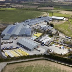 Responsible sourcing at Kingspan Insulation's Pembridge facility