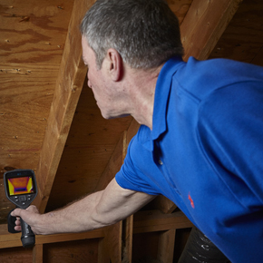 Thermal imaging with the new FLIR Exx-Series cameras