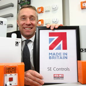 SE Controls commits to British manufacturing
