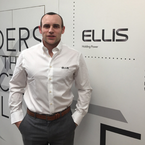 Stuart Helm, Ellis Patents national sales manager