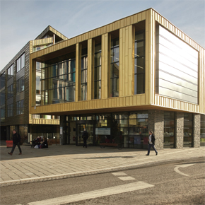 civic centre for Bath and North East Somerset Council