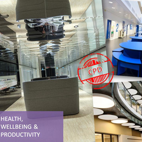'Health, Wellbeing and Productivity' CPD from Armstrong Ceilings