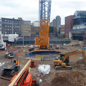 What do uncertain politics mean for the construction industry?