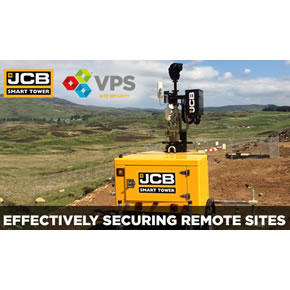 Effectively Securing Remote Sites with JCB Smart Towers