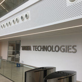 Gilberts ventilation for Tata Technologies' HQ`
