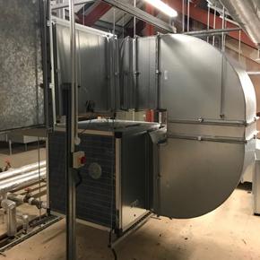 Vortice kitchen fan