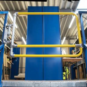 Kee Gate meets BS EN ISO 14122-3:2016 requirements