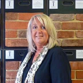 Imperial Bricks' Ruth Hughes