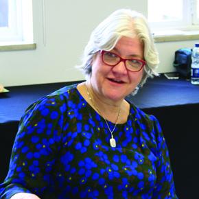 Jeannie Dawkins